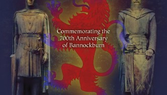 Field of Bannockburn by Sylvia Barnes and Sandy Stanage