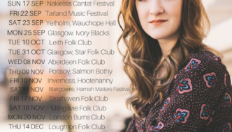 Iona Fyfe on tour in Scotland and England