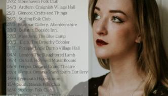 Iona Fyfe Trio on tour in United Kingdom
