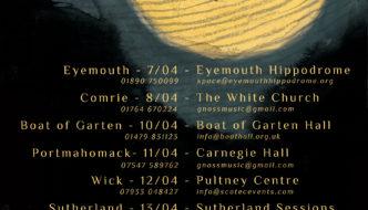Gnoss on tour in Scotland