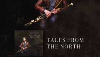 Calum Stewart on tour in Scotland
