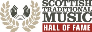 Scottish Traditional Music Hall of Fame logo 2
