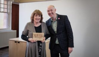 Janet Paisley – Services to Scots 2018