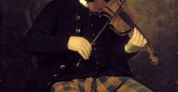 Niel Gow inducted into the Scottish Traditional Music Hall of Fame
