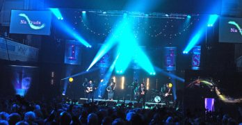 11 days 6 hours 24 minutes and 33 seconds to the MG ALBA Scots Trad Music Awards