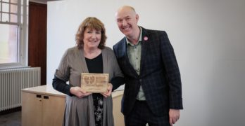 Janet Paisley – Services to Scots Award 2018