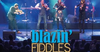 Blazin' Fiddles Celebrate Their 20th Year With Summer Tour And Special Guest Vocalist Karen Matheson