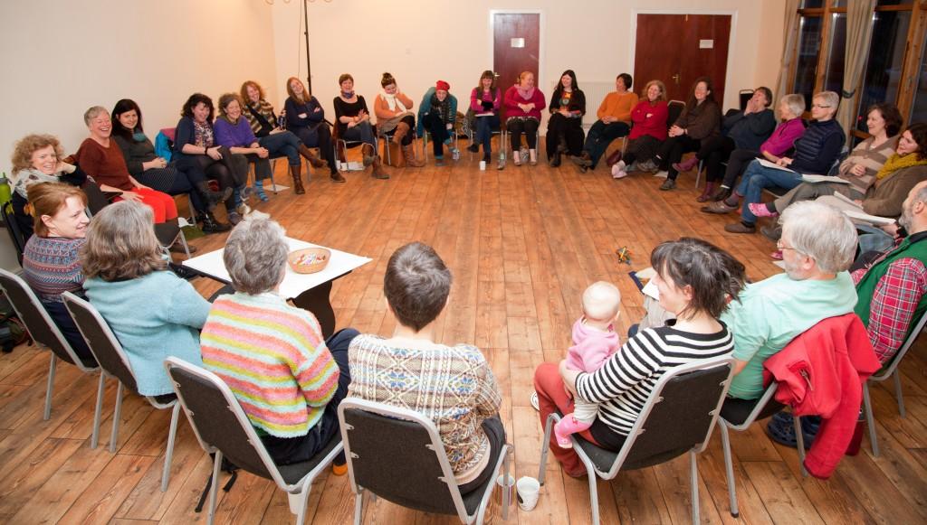 Scotland Sings workshop 2014