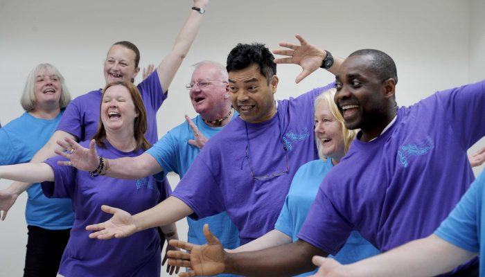Scotland Sings – October Workshops – Calling All Singing Men and Women!