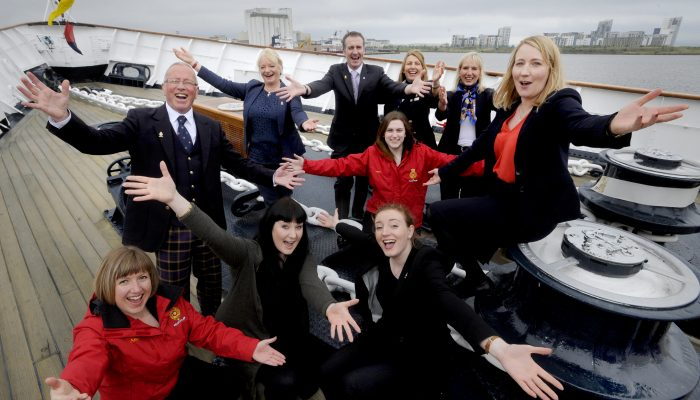 Chorus Award Winner 2016: The Royal Yacht Britannia Staff Choir