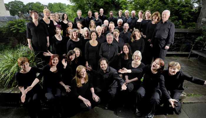 Chorus Award Winner 2016: The Edinburgh Singers