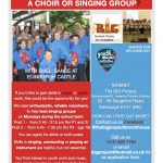 The Big Project's Looking for Willing Singing Volunteers!