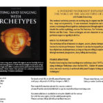 A Weekend Workshop Exploring The Voice Of The Archetypes Of Myth