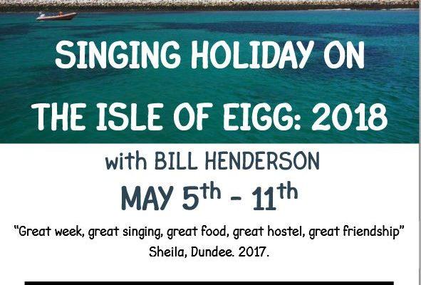 Singing on Eigg