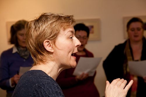 Scotland Sings workshop