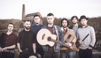 Sam Kelly and The Lost Boys at The Oran Mor