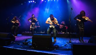 Blazin' Fiddles 20th and Laura Cortese & the Dance Cards, Celtic Connections 2018