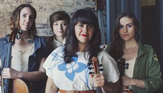 Laura Cortese and The Dance Cards at The Glasgow Royal Concert Hall (Celtic Connections)
