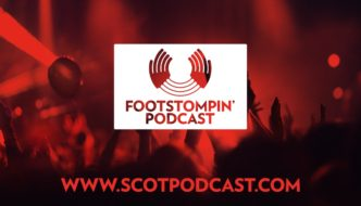 Foot Stompin' Free Scottish Music Podcast No 168