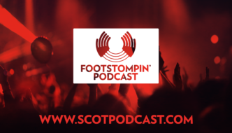 Foot Stompin' Free Scottish Music Podcast No 170