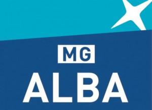 MG ALBA logo