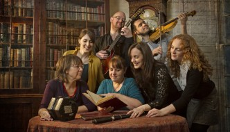MG ALBA Scots Trad Music Awards 2015: Macmath: The Silent Page