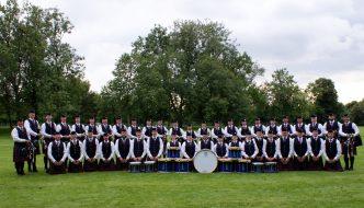 MG ALBA Scots Trad Music Awards 2016: Police Scotland Fife Pipe Band