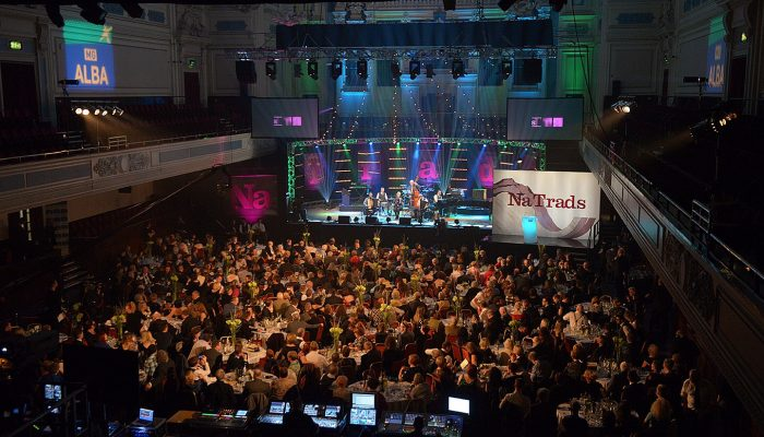 Don't miss our MG ALBA Scots Trad Music Awards Trad Awards nominations announcement