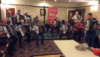 MG ALBA Scots Trad Music Awards 2016: Mauchline and District Accordion & Fiddle Club