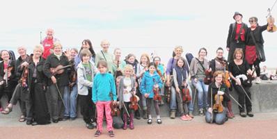 MG ALBA Scots Trad Music Awards 2017: Fun Fiddle