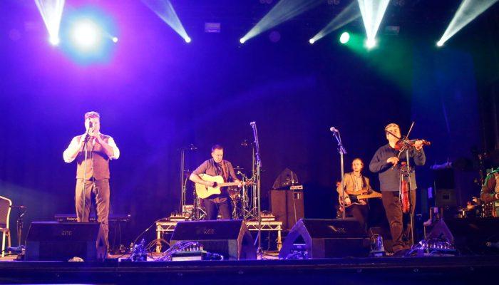 MG ALBA Scots Trad Music Awards 2017: Skipinnish