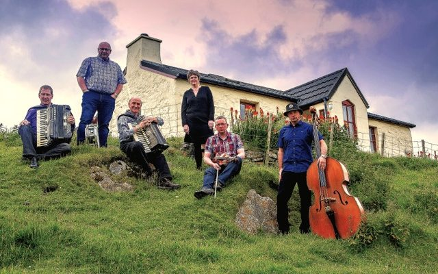 MG ALBA Scots Trad Music Awards 2017: David Halcrow Band