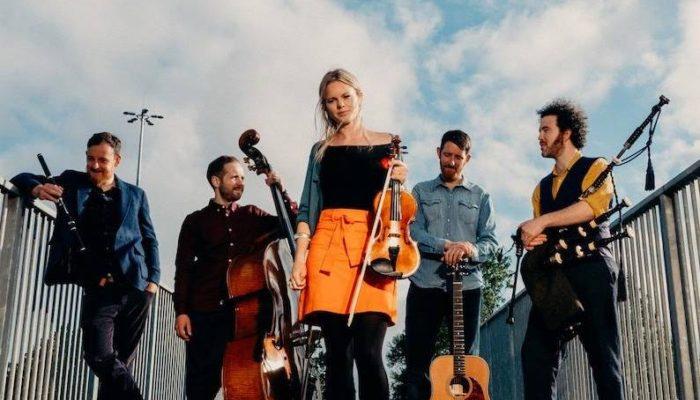 MG ALBA Scots Trad Music Awards 2018: Breabach