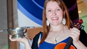 Rona Wilkie, BBC Radio Scotland Young Traditional Musician 2012