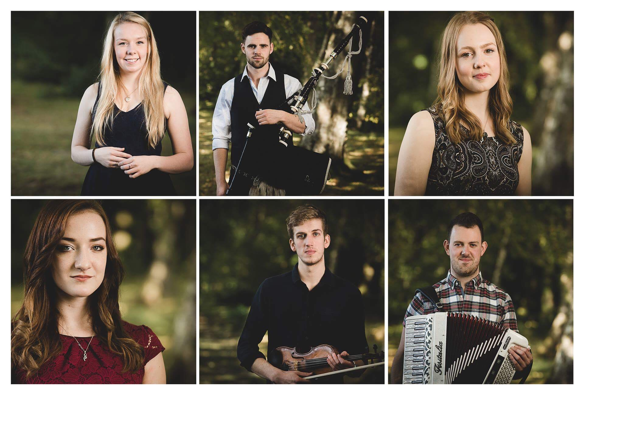 Young Trad finalists